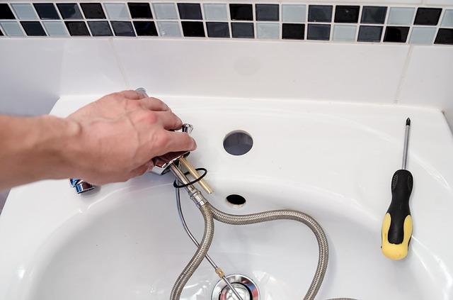 Plombier réparations dépannages